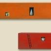 08 - Diptych - 30 cm height x 175 cm width x 12 cm depth